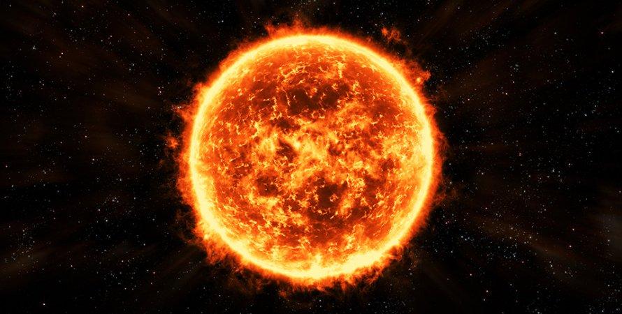 Сонце, зірки, космос, фото