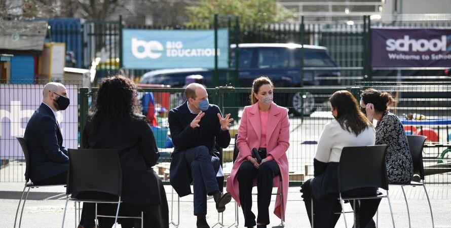 герцоги Кембриджские, Кейт Миддлтон, принц Уильям, фото, интервью