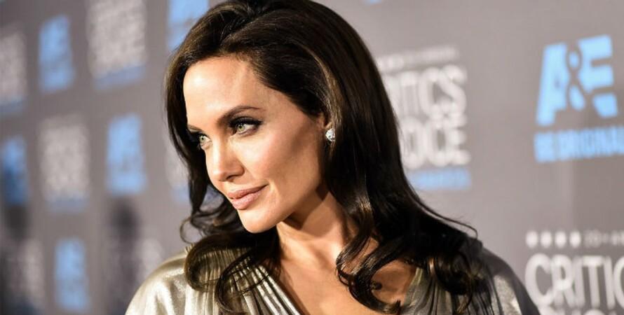 Анджелина Джоли, актриса