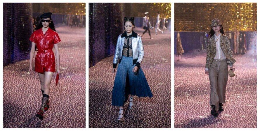 Dior, показ, коллекция