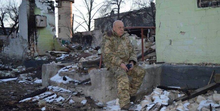 Геннадий Москаль / Фото: пресс-служба Луганской ОГА