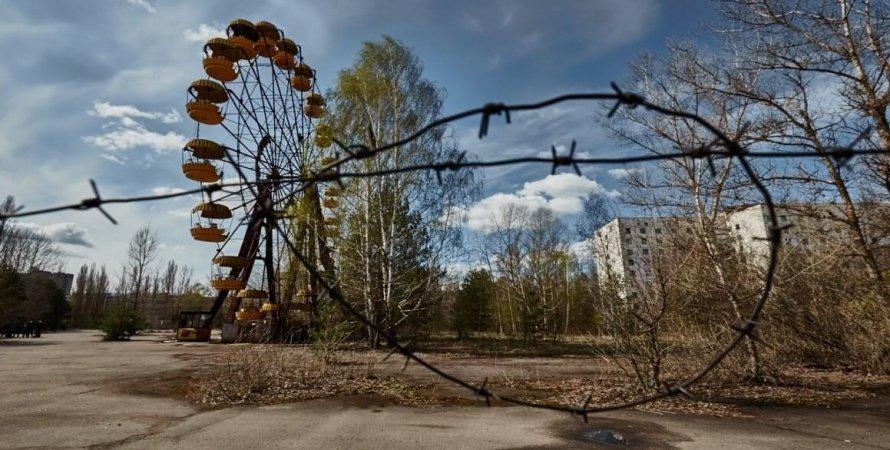 чернобыль, чернобыльская зона, припять, зона отчуждения