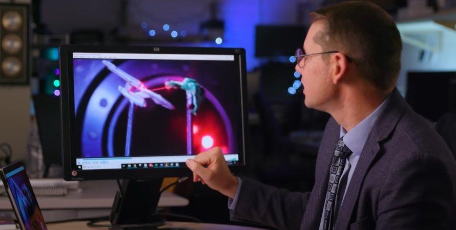 ученые, США, голограмма, технологии, 3D-технологии, дополненная реальность