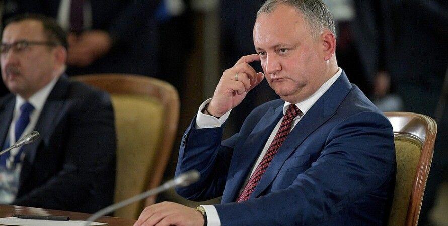 Игорь Додон / Фото: kremlin.ru