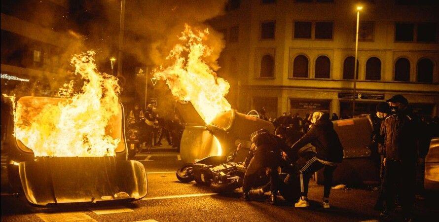 Пабло Асель, Испания, рэпер, массовые протесты, Каталония, задержание, беспорядки