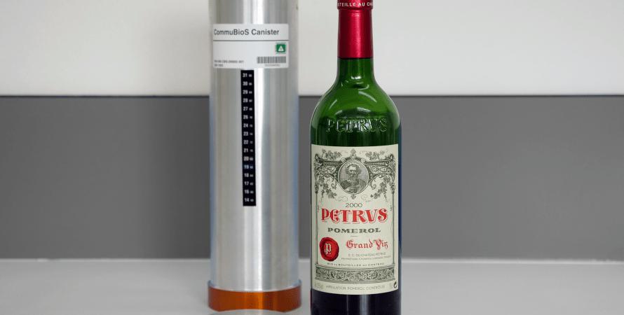 вино, вино Petrus, космос, МКС, космічні польоти, вино Petrus з космосу, аукціон