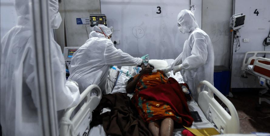 эпидемия черного гриба в индии