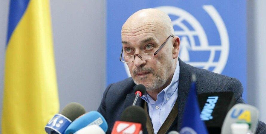 Георгий Тука, ситуация на Донбассе, Донбасс, ООС