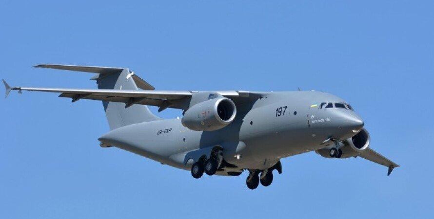 самолет, ан 178, производство, минобороны, фото