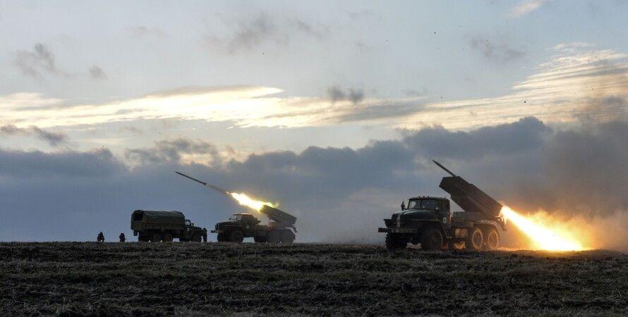 АТО в Донбассе / Фото: Reuters