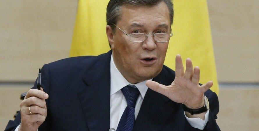 Виктор Янукович / Фото: kvedomosti.com