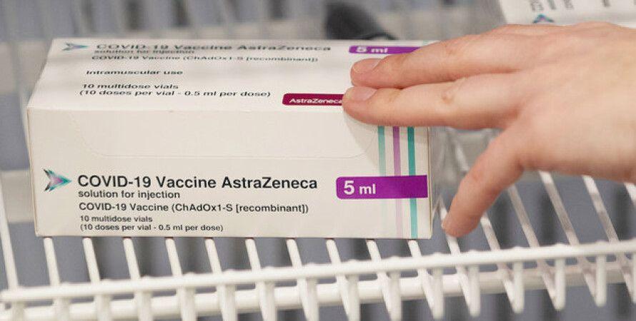 AstraZeneca, Франция, Вакцинация, Пожилые люди ЕС