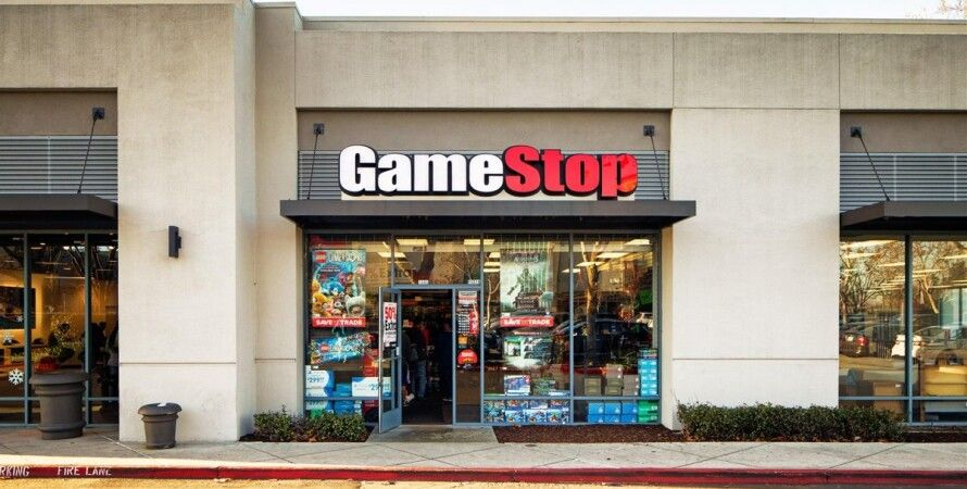 компания GameStop