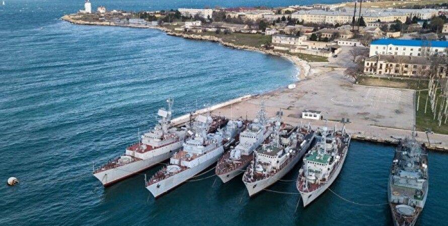 Корабли, судна в Крыму, полуостров крым, порт