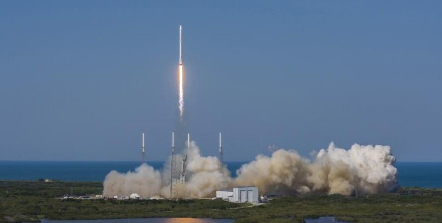 Фото:  REUTERS/SpaceX