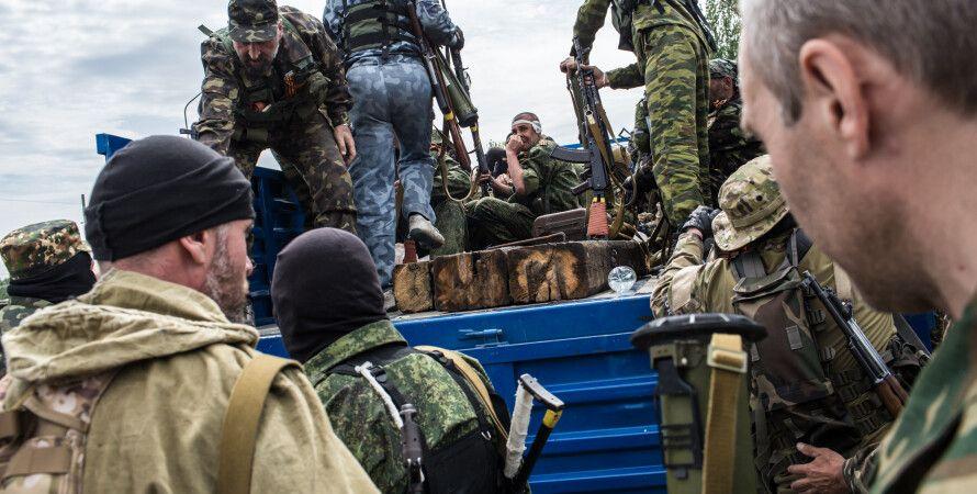 Террористы в Донбассе / Фото: Getty Images