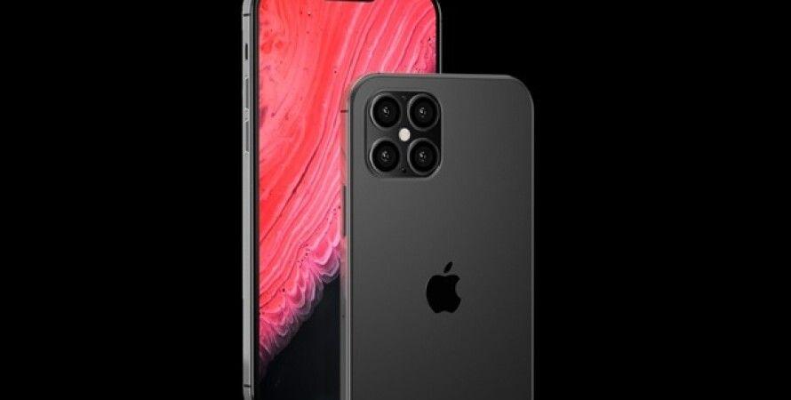 iphone 12, выемка на экране, прогноз