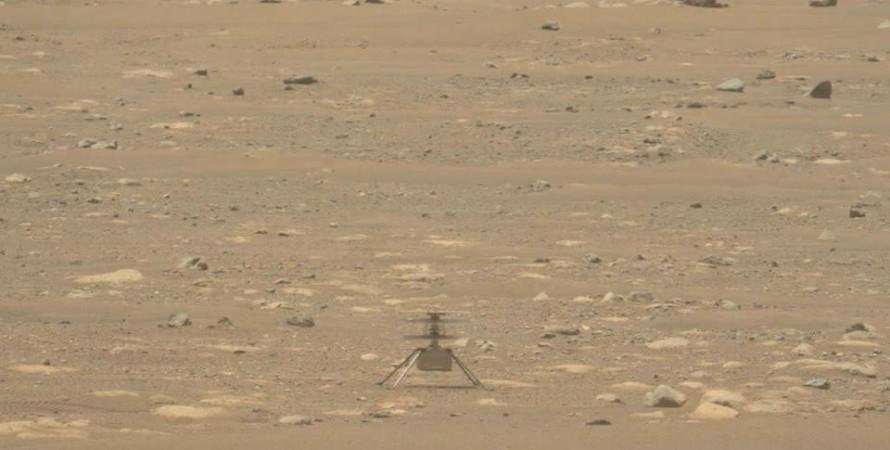Ingenuity, NASA, Perseverance, Марс, Вертоліт, Місія