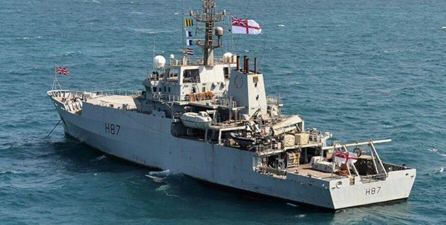 Фото: HMS Echo (navy.mil)