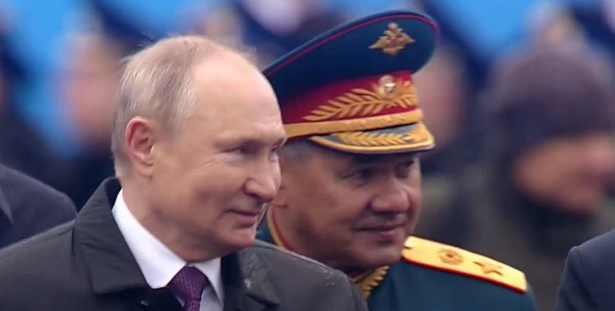 Путин, 9 мая, День победы, парад, Москва, нацисты, каратели,