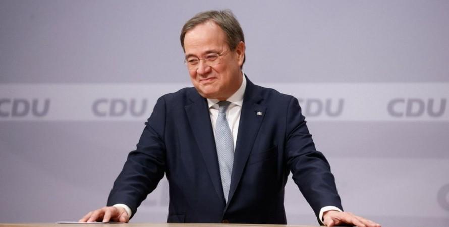 армин лашет, хдс, германия, Украина, ес, перспектива членства, геополитика