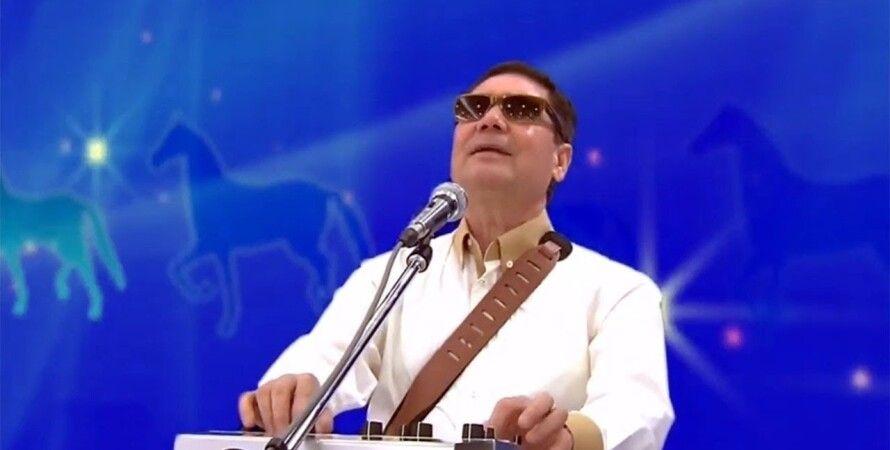 Гурбангулы Бердымухамедов, президент туркменистана