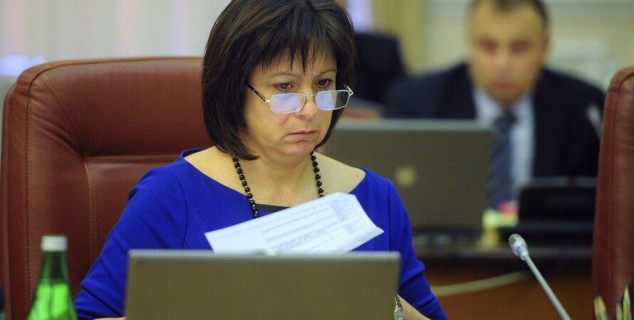 Наталья Яресько / Фото пресс-службы Кабмина