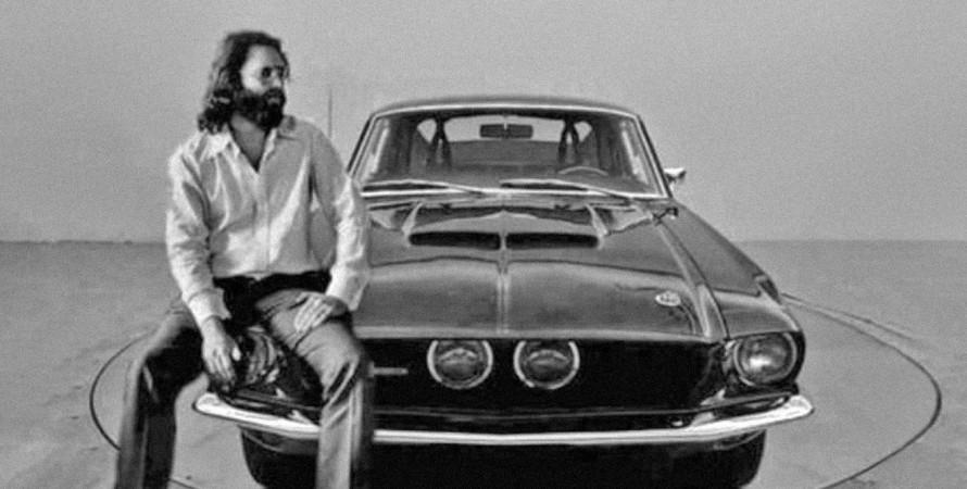Тайна Ford Mustang Джима Моррисона