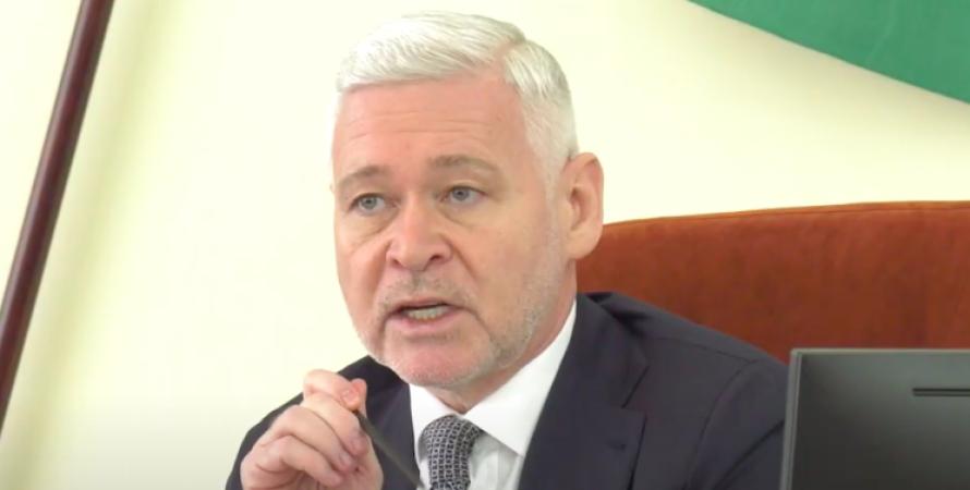 Игорь Терехов, секретарь горсовета, выступление на совещании, общественный транспорт