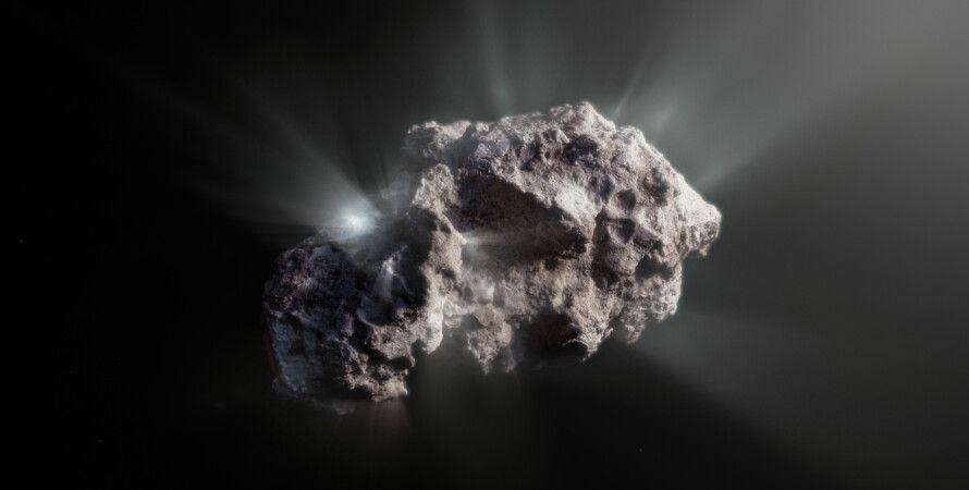комета, космос, 2I/Борисова, фото