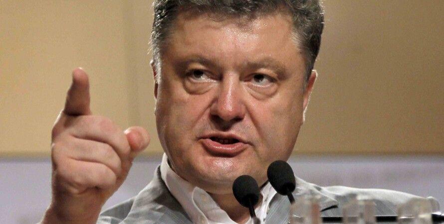 Петр Порошенко / Фото: Sincuento.com