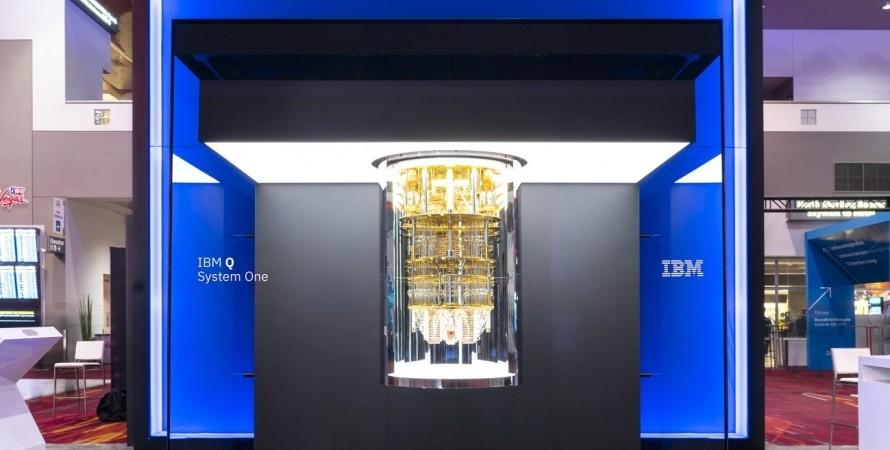 квантовий комп'ютер, IBM