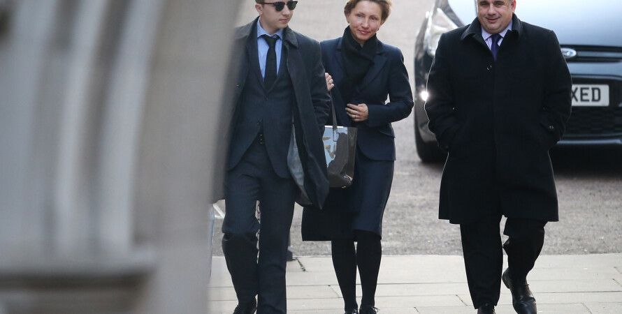 Марина и Анатолий (слева) Литвиненко напомнили общественности о преступлении, которое стало забываться, — отравлении Литвиненко