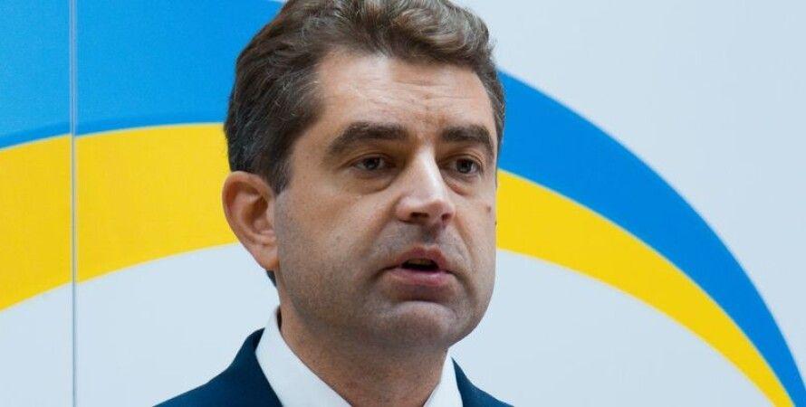Евгений Перебейнис / Фото: mfa.gov.ua