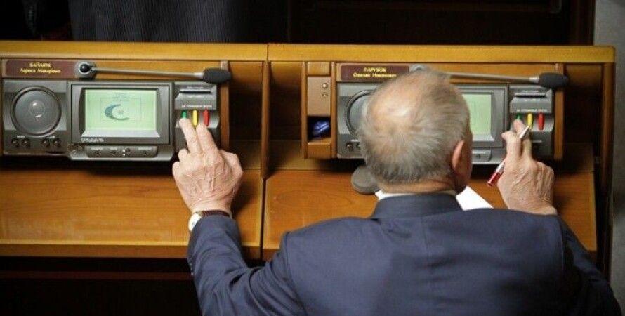 Кнопкодавство, брешу, парламент, рада, нардепи, кнопкодави, сенсорна кнопка