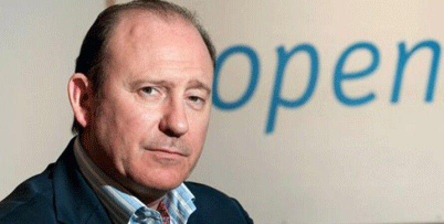 Хендрик Дамс/Фото с сайта eurointegration.com.ua