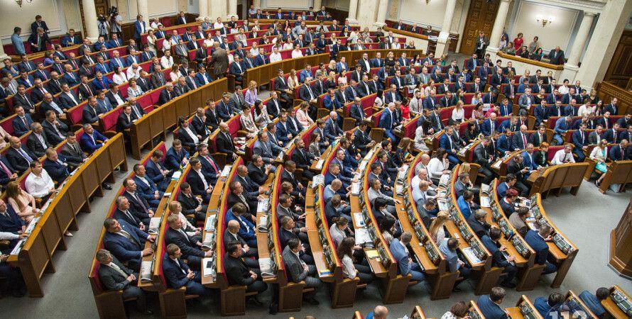 Верховная Рада, слуга народа, парламент, социология, рейтинг, партии