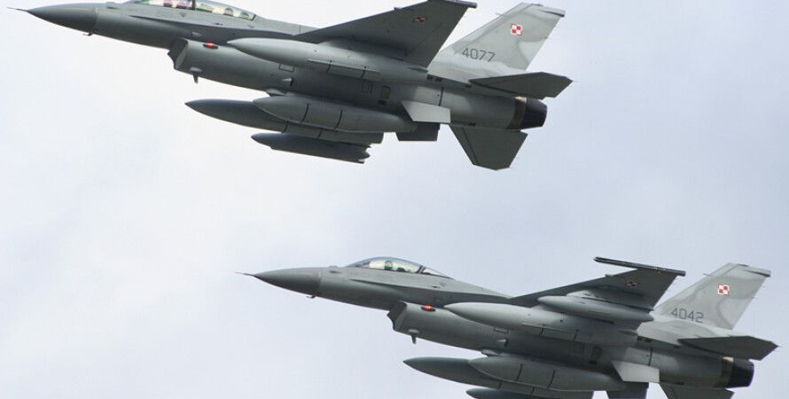 Истребитель F-16 / Фото: f-16.net