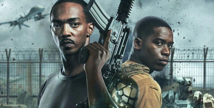 Смертельна зона, фільм про Україну, Netflix, Outside the Wire