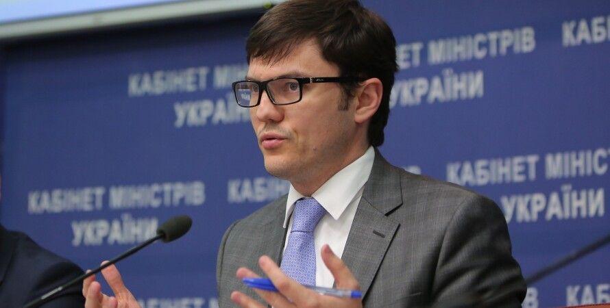 Андрей Пивоварский / Фото: Пресс-служба Кабмина