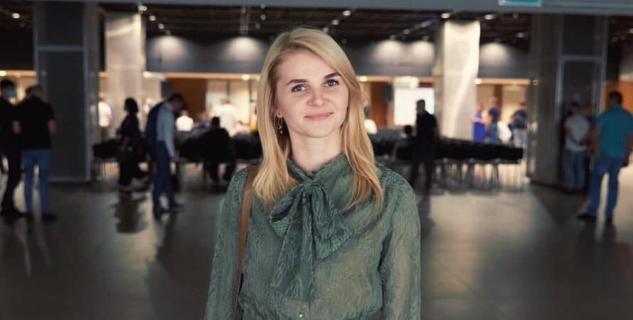 Анна Колесник, слуга народа, нардеп, Харьков