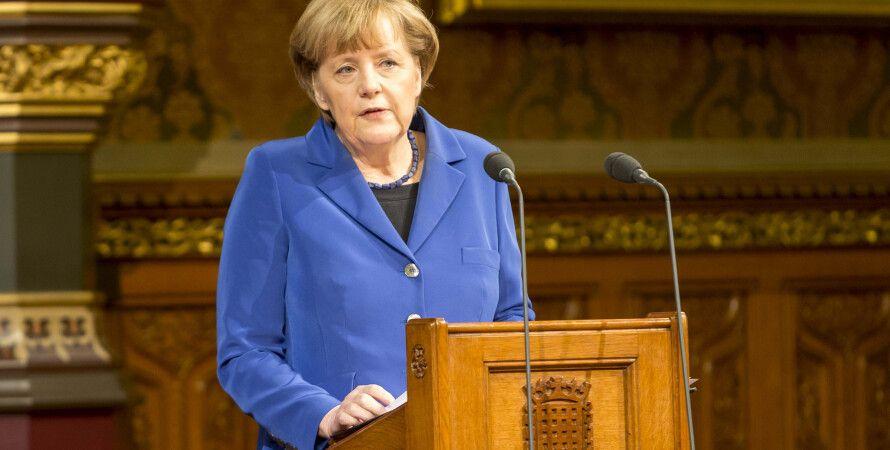 Ангела Меркель / Фото: flickr.com/uk_parliament