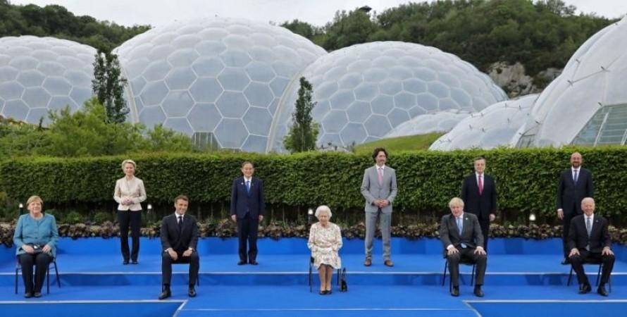 саммит g7, великобритания,