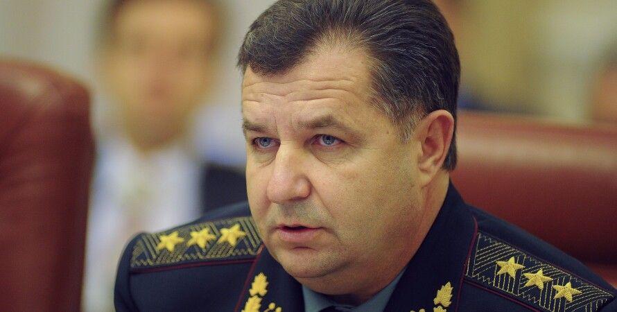 Степан Полторак / Фото пресс-службы Кабмина