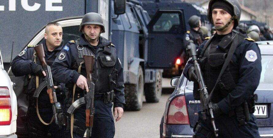 Полиция Косово / Фото: Prishtina Insight