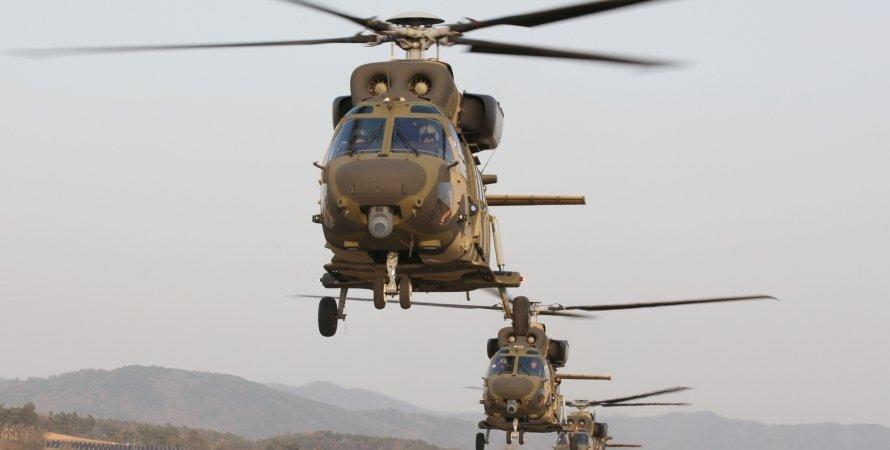 вооружение для южной кореи, вертолеты, боевые вертолеты южной кореи