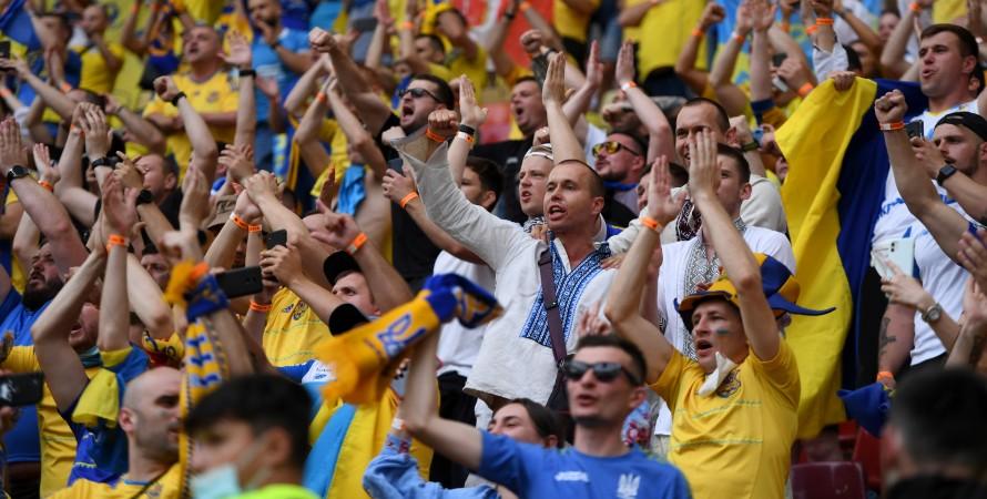 вболівальники, футбол, Україна, фото