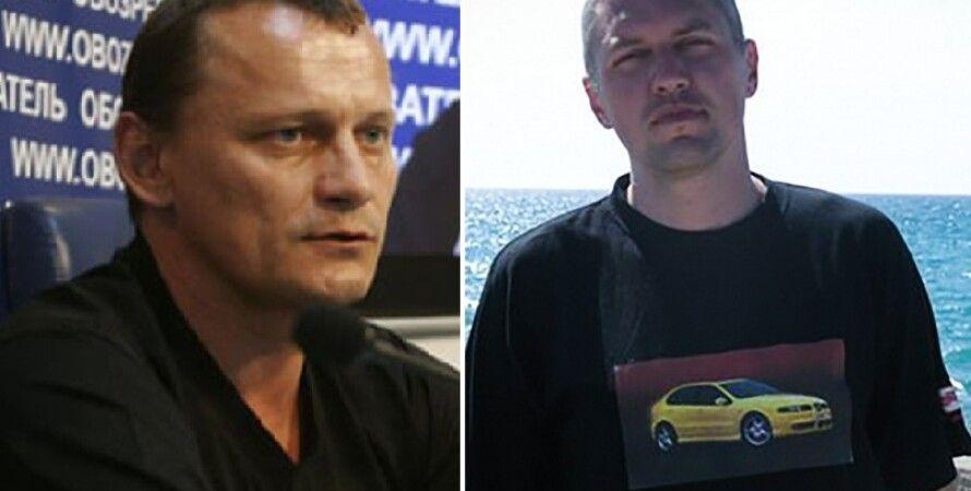 Николай Карпюк и Станислав Клых / Фото: openrussia.org