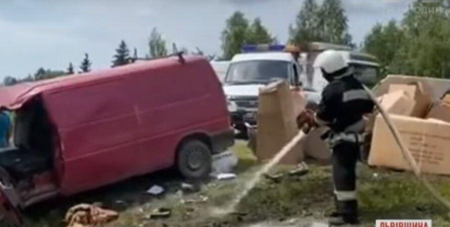 фото: скриншот из видео/ТСН