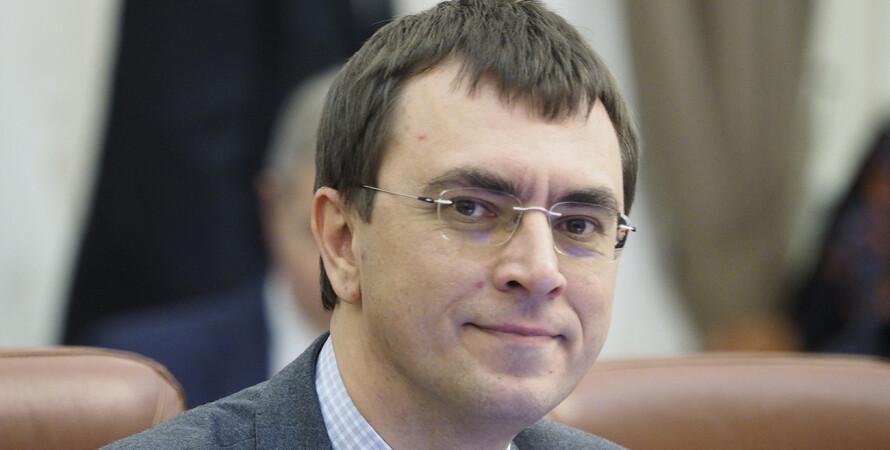 Володимир Омелян, міністр, інфраструктура, гіперлуп